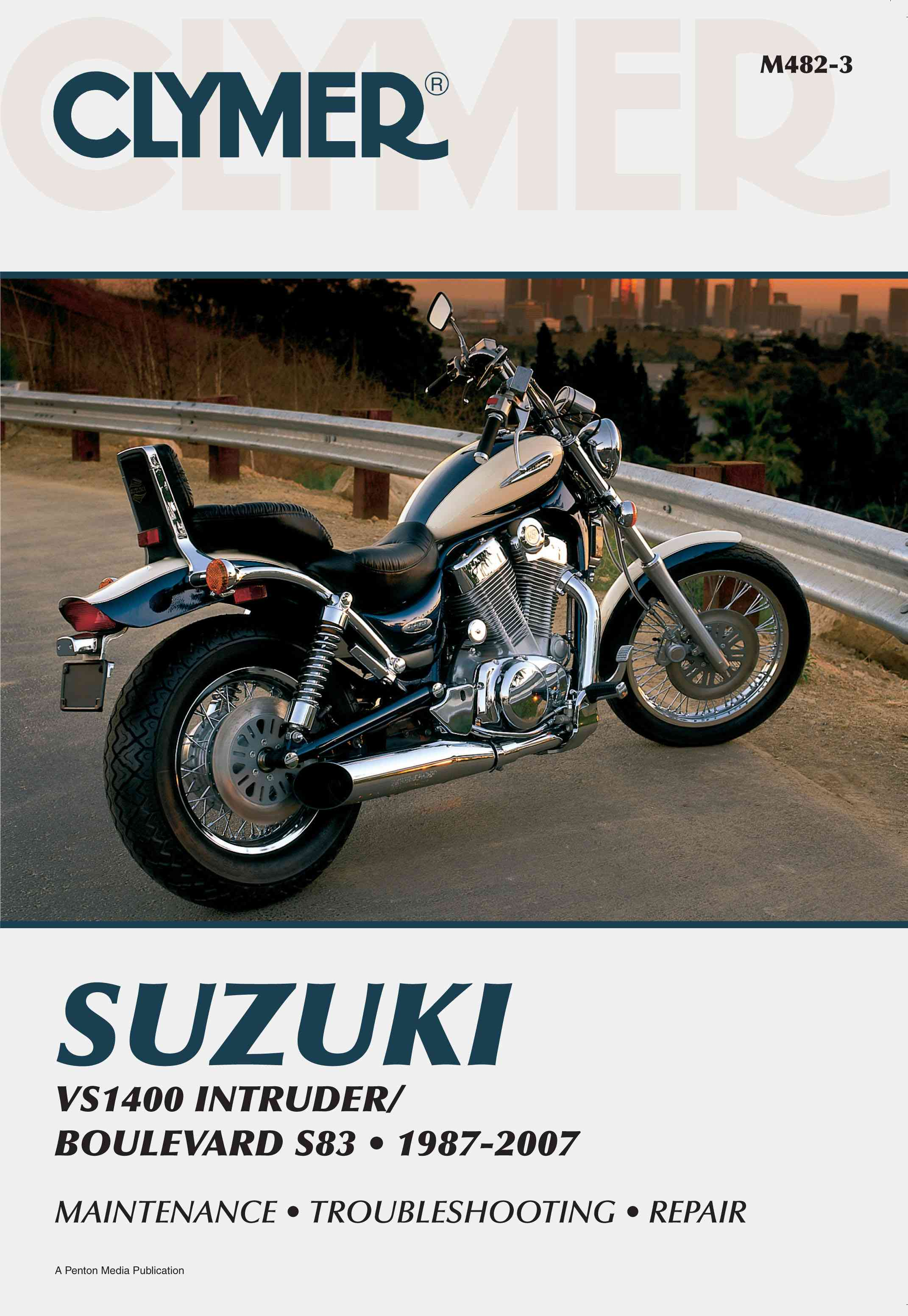 Clymer Suzuki By Clymer Pubns (COR)